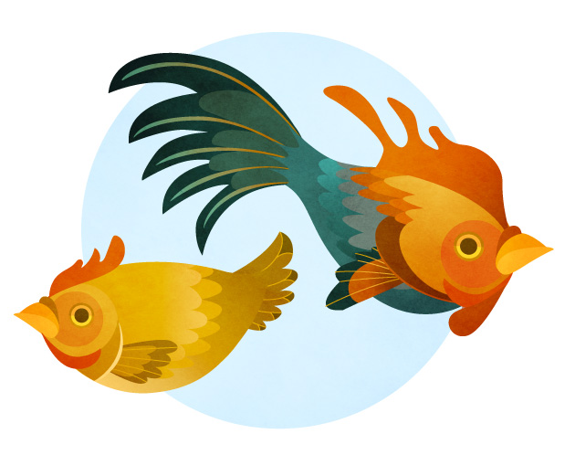 chickenfish